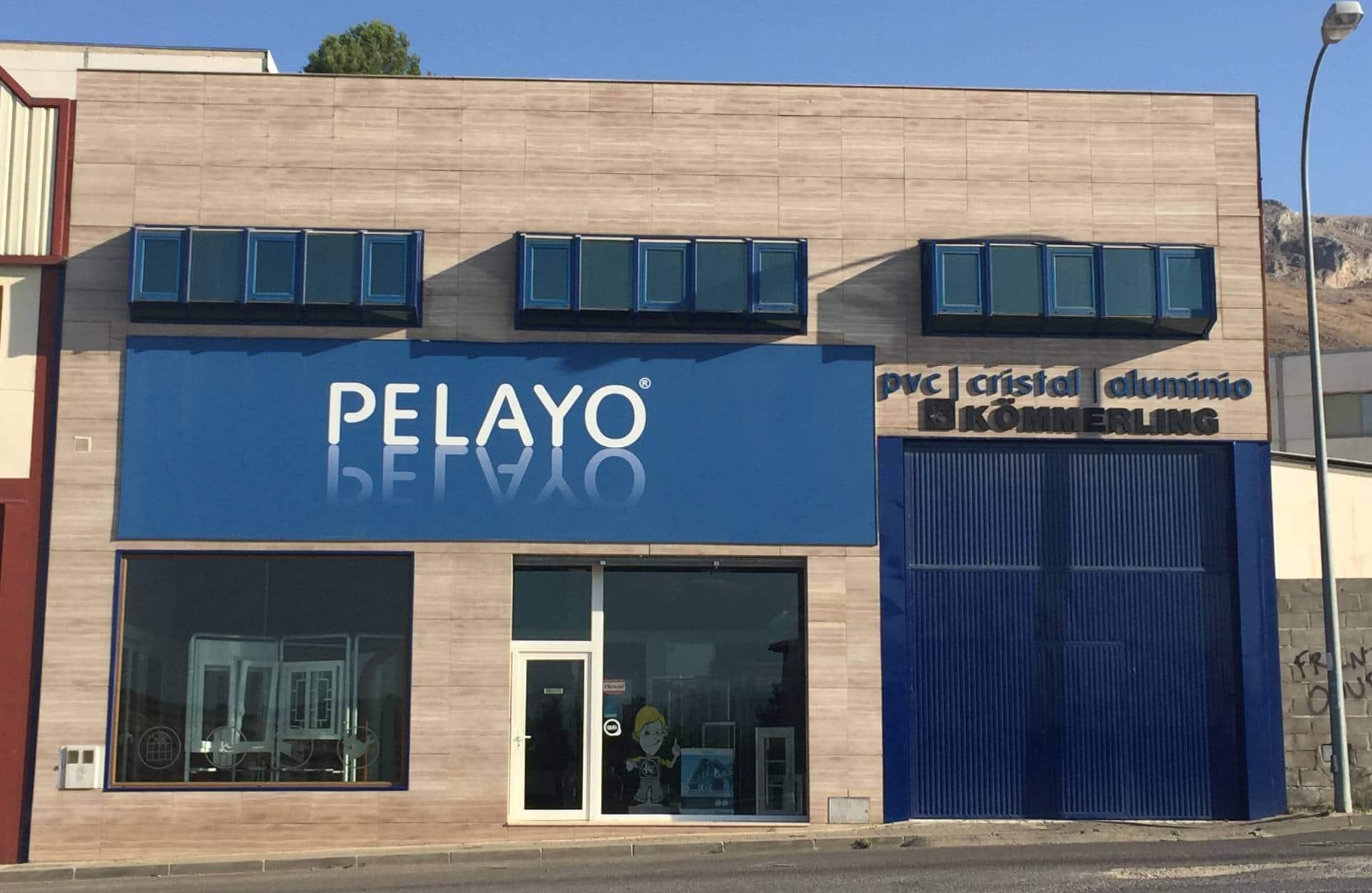 Cristalería Pelayo en Loja - Carpintería PVC, Aluminio y Cristal