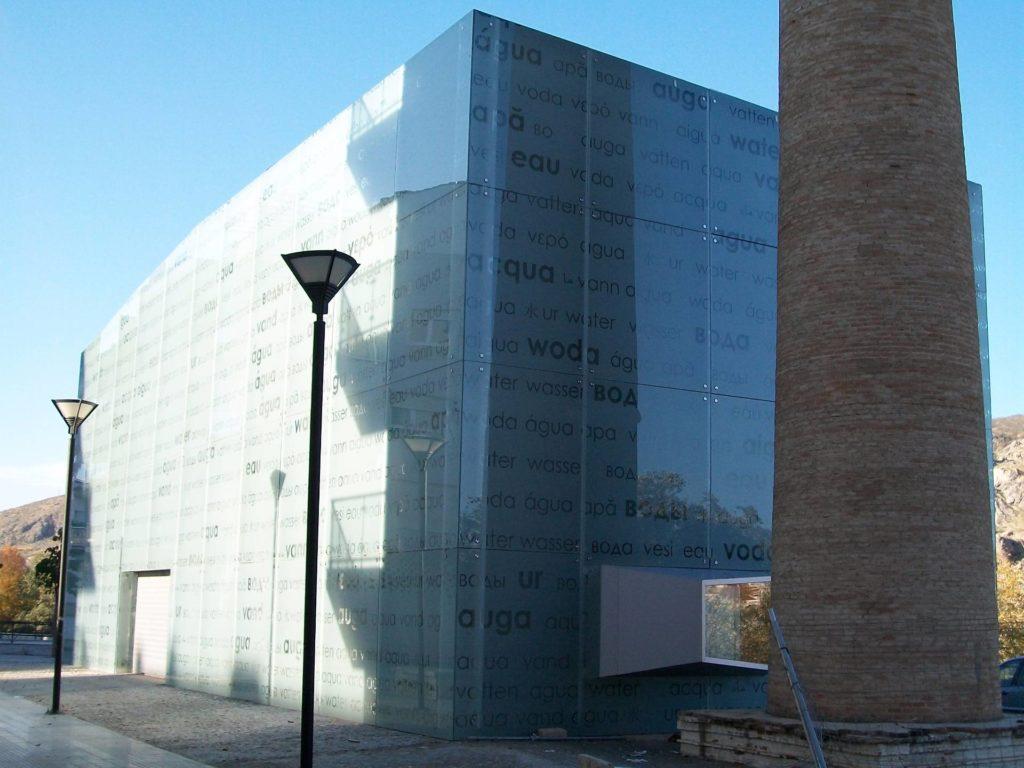 vidriera museo del agua 2