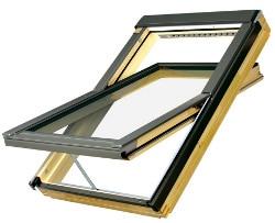 ventanas de tejado giratorias