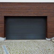 Distintos tipos de puertas seccionales