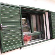 Carpintería aluminio casas particulares 1