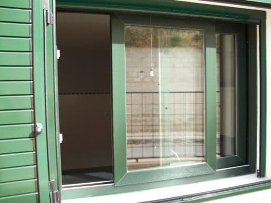 Carpintería aluminio casas particulares