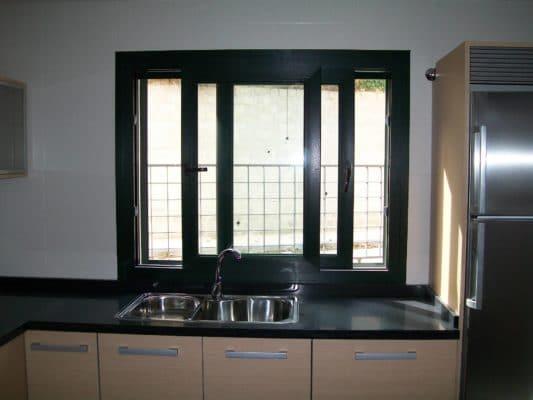 Carpintería aluminio casas particulares 4
