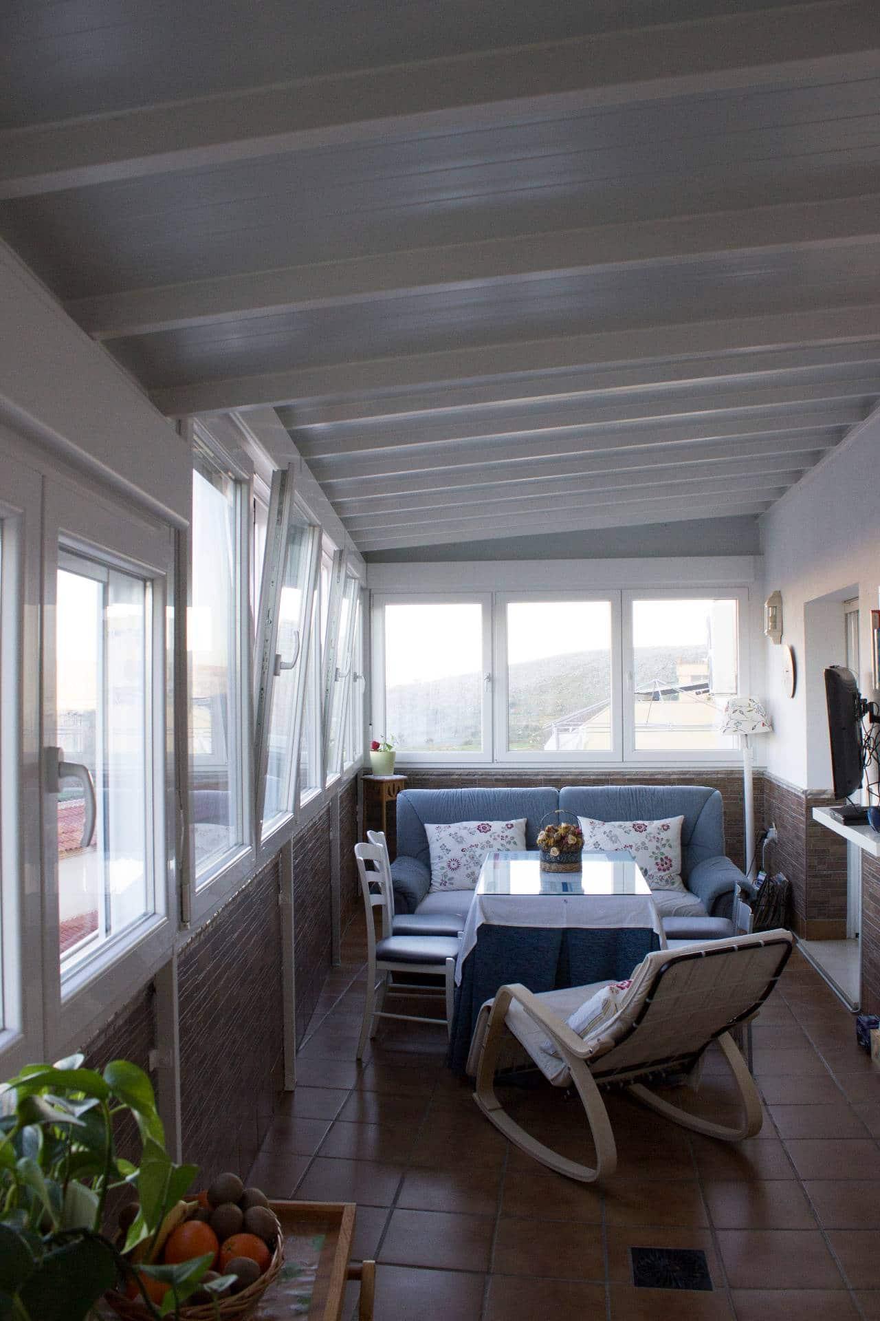 Obtenga Un Pergolas De Aluminio Para Terrazas Stock De Casa Idea
