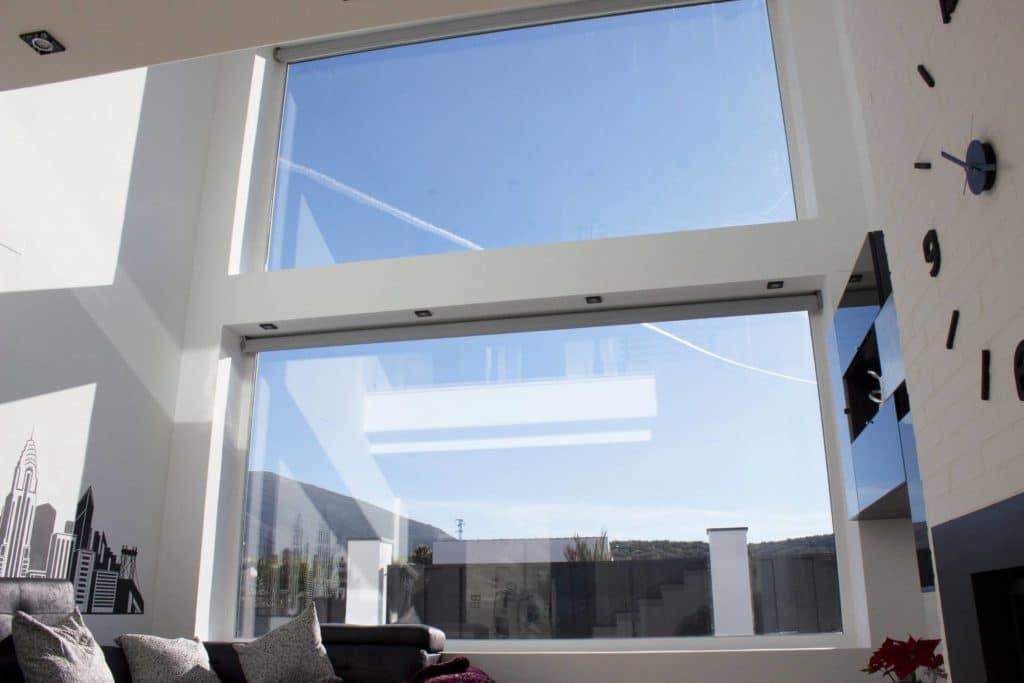Instalacion de ventanas y puertas de aluminio en loja 6