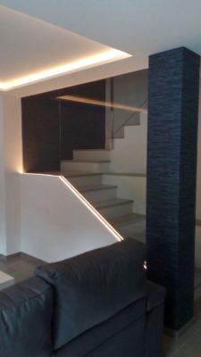 ¿Por qué escoger una baranda de cristal para las escaleras de interior?