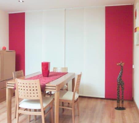 Tienda de cortinas y paneles deslizantes