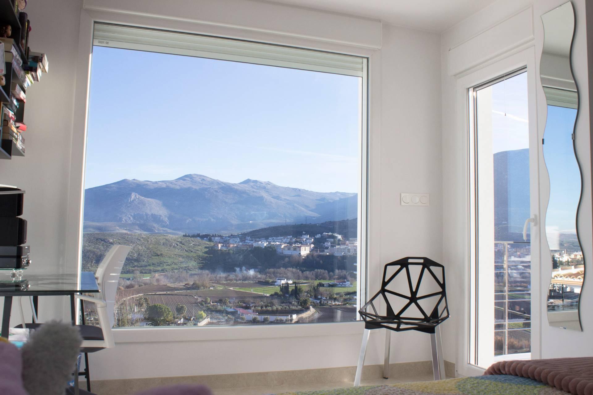 El vidrio en la arquitectura - Para empresas - Cristalería en Loja