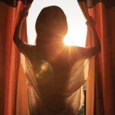 Las cortinas, el primer termostato, ¿cuáles son las cortinas más adecuadas?
