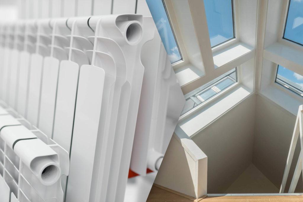 Cómo ahorrar en calefacción - Ventanas PVC para el hogar