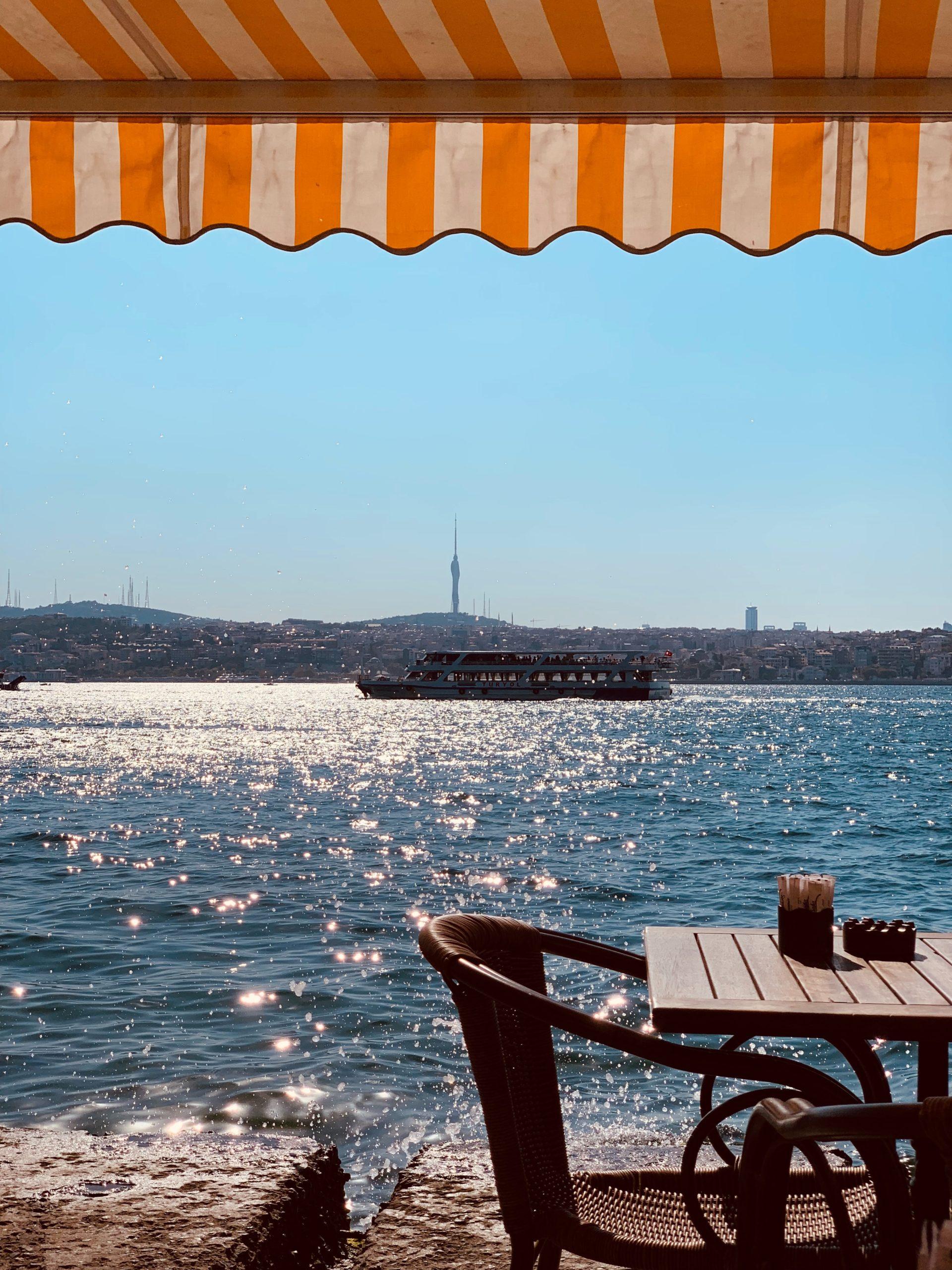 Toldos Para Negocios Playa Estambul